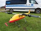 DHL Parcelcopter with Mobile Command Centre